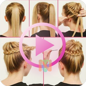 Hairstyle Video Tutorial 2018 1.1