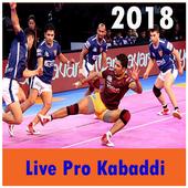 Pro kabaddi 2018 : Live kabaddi 2018 1.0