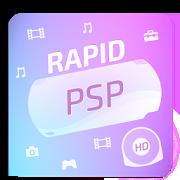 Rapid PSP Emulator for PSP Games 4.0