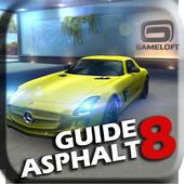 GUIDE ASPHALT 8 1.2