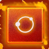 Burning Flint Icon Pack 1.0.1