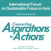 Sustainable Future in Asia 3.0.0