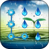 Water Drop Applock Theme 1.0