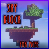Map SkyBlock for MCPE 1.5.2