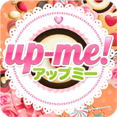 SNSチャットアプリ「Up-me!」 2.7