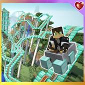 Roller coaster maps for minecraft pe 2.3.1