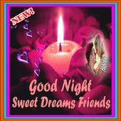 Love Good Night Photo Frame 4.3
