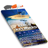 Beach Keyboard Theme 1.0