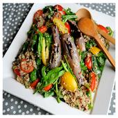 Quinoa Diet Recipes 1.0