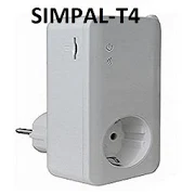 SIMPAL T4 POWER SOCKET (ITA)