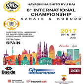 8th International Champion