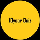 10year Quiz 1.0