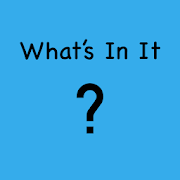 What's In It? 1.0