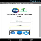 Clock Led - UPC Aguachica 2016 2.0