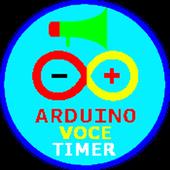 ARDUINO VOCE TIMER BLUETOOTH