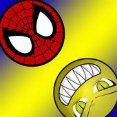 spiderman vs alien 1.0