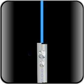 Lazer Pointer LED Flashlight 1.3