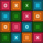 Tic Tac Toe - Colors Challenge