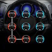 AppLock Theme Car Interior 1.0
