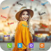 Name & Photo Wallpaper: Name Art 1.0