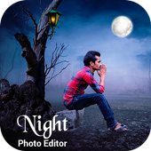 Night Photo Editor - Night Photo Frame - Pic Frame 1.1