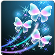 Butterfly Neon Wallpapers 1.0