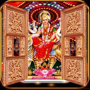 Durga Mata Temple Doors Lock 2.0