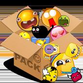 Emoticons pack, Squared emotic 1.0.1