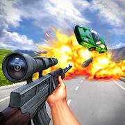 Traffic Ops 3D Shooter - Sniper car destruction 4.0.0