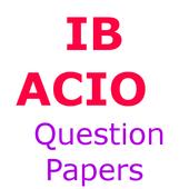 Intelligence Bureau ACIO Last Questions papers 1.0