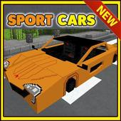 New sport cars for Minecraft 2.3.2