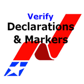 BFA Verify Declarations 1.1.0 Remove contact names and numbers