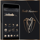 Gold Black Neat Theme 1.1.11