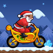 Christmas Santa Rider Run 1.0