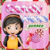 Candy World Runner 2.1