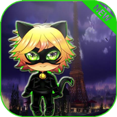 Impossible Cat Noir Escape 1.0