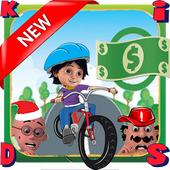 Motu-Shiva cycle: patlu game 2.0