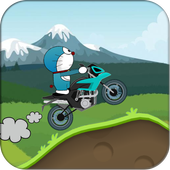Biker Doraemon Adventure run 1.0
