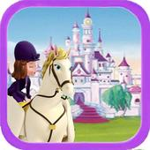 The first horse race princess 2.1
