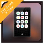 Theme for ZTE Grand X View 1.0