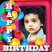 Birthday Greeting Cards Maker: Create photo frames 2.0