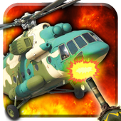 Helicopter Shoot in War 3.0