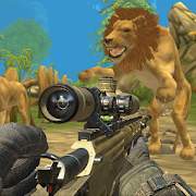 Wild Lion Sniper Hunting 1.0