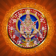 Ayyappa Clock Live Wallpaper 2.1