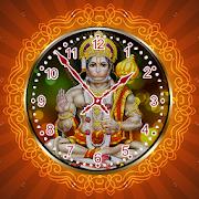 Hanuman Ji Clock LiveWallpaper 2.1