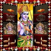 Sri Rama Temple Door Lock screen 1.0