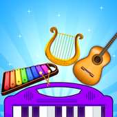 Musical Instruments for Kids 1.2