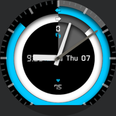 Material Rings Watch Face 1.0