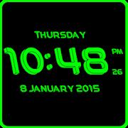 3D Clock Live Wallpaper 1.4