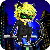 Super Miracle Hero Black Cat 3.0